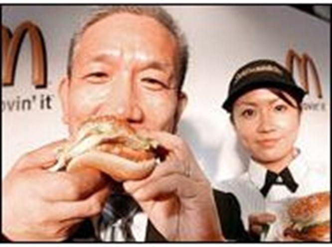 Fast food'a dava